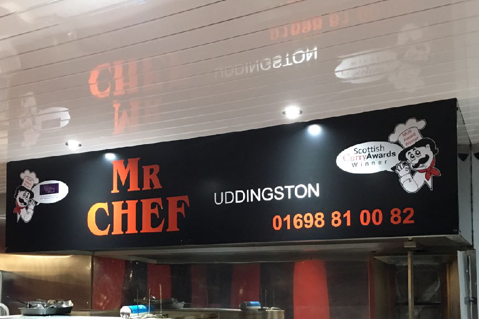 signs-glasgow-light-boxes-glasgow-mr-chef